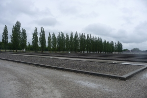 Dachau concentration camp and memorial site